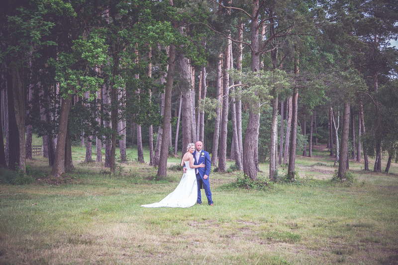 Rachel and Rob at Pine Ridge Golf Club