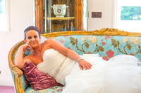Jodie and Neil at Orsett Hall