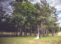 Rob and Rachel at Pine Ridge Golf Club