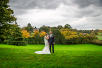 Katherine and Yoni at Hartsfield Manor
