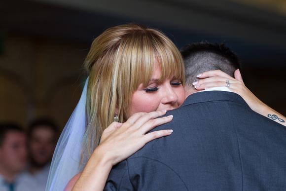 Wedding photography at Oakwood House, Maidstone.