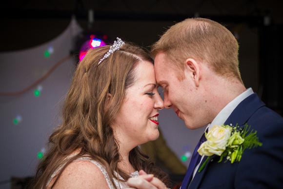 Wedding photos at Birchwood Park Golf Centre, Wilmington.