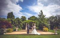 Amy and Callum at Letchfield Hall Hotel